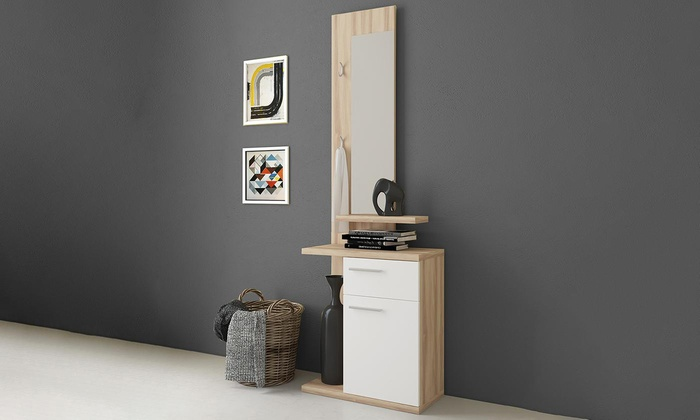 Tomasucci James Entrance Cabinet With Free Delivery from £41.59 (60% OFF)