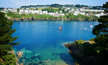 Cornwall: 1 to 3 Nights For Two or Three With Breakfast at BEST WESTERN Restormel Lodge Hotel
