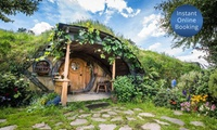 Hobbiton Movie Set Tour - Adult ($269) or Child Ticket ($199) with Auckland and Beyond Tours (From $285 Value)
