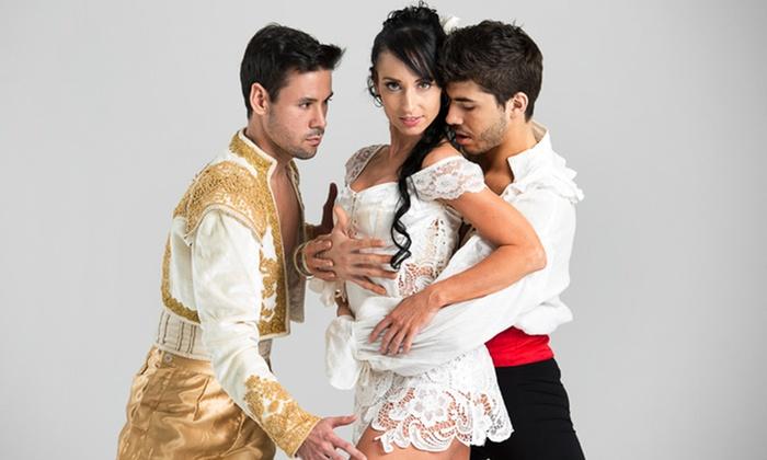 "Ajkun Ballet Presents Carmen - Whitney Theater: Ajkun Ballet Presents ""Carmen"" on Friday, April 8, at 7 p.m. or Saturday, April 9, at 2 p.m."