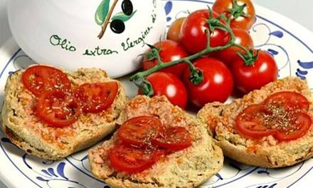 Escursione tra gli ulivi del Salento e degustazione di prodotti tipici con l'Associazione Terra Mia (sconto fino a 68%)