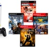 PlayStation 2 Slim Console 4-Game Bundle
