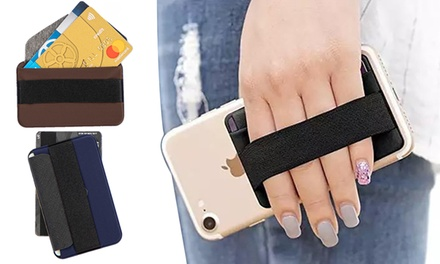RFID Card Holder Phone Grip