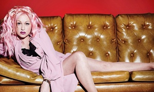 Cyndi Lauper: Cyndi Lauper on Saturday, June 11, at 8 p.m.