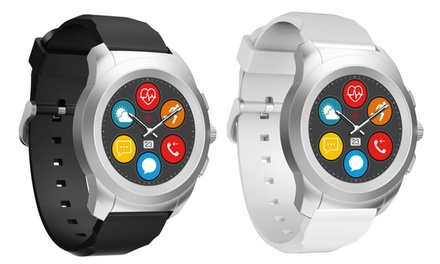Petite or Regular MyKronoz ZeTime Smartwatch in Choice of Colour With Free Delivery