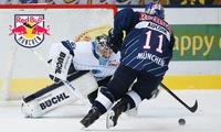 2 Tickets für ein DEL - Heimspiel des EHC Red Bull München im Olympia-Eisstadion (42% sparen)