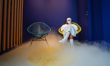 1 ou 3 séances de cryo-thermie pour 1 ou 2 personnes dès 22,90 € au centre Eden Ice