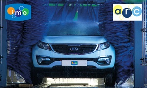 IMO Car Wash: One or Three Sessions of Triple Shampoo Car Wash at IMO Car Wash, Multiple Locations (Up to 44% Off)