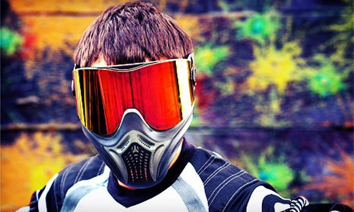 3rd Eye Paintball - West Louisville: All-Day Paintball Outing for One or a Birthday Party for Up to 10 at 3rd Eye Paintball (Up to 51% Off)
