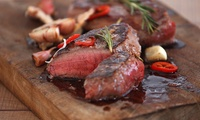 Donald Russell Summer Steak and Essentials Box: Medium, Large or Extra Large (Up to 63% Off)