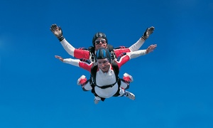 Skydiving Land: $109.99 for One Tandem Skydive from Skydiving Land ($210 Value)