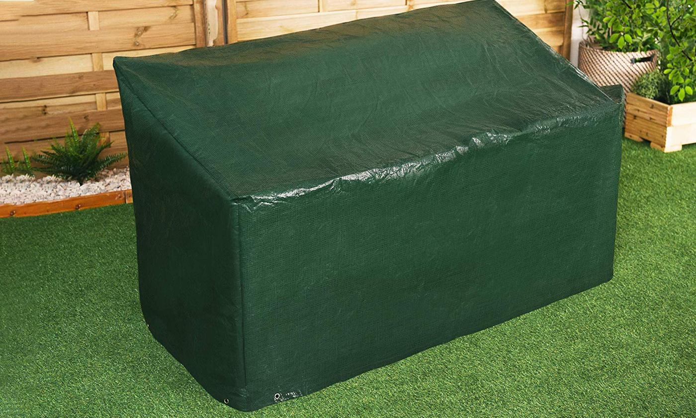 Waterproof Three-Seater Bench Cover