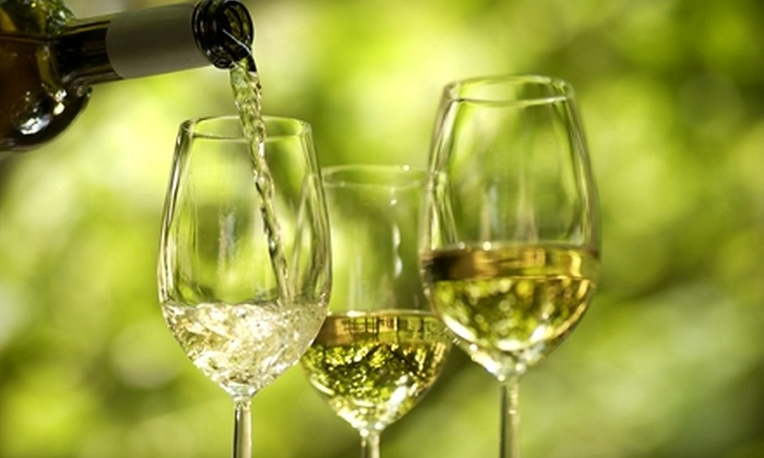 Nuyaka Creek Winery - Kellyville-Slick: $25 for a Winery Tour and Souvenir Glass for Two and $10 Toward Goods in the Gift Shop at Nuyaka Creek Winery in Bristow ($50 Value)