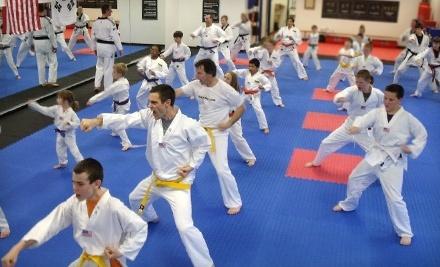 Grand Master Kims Taekwondo - Grand Master Kims Taekwondo in Bonner Springs
