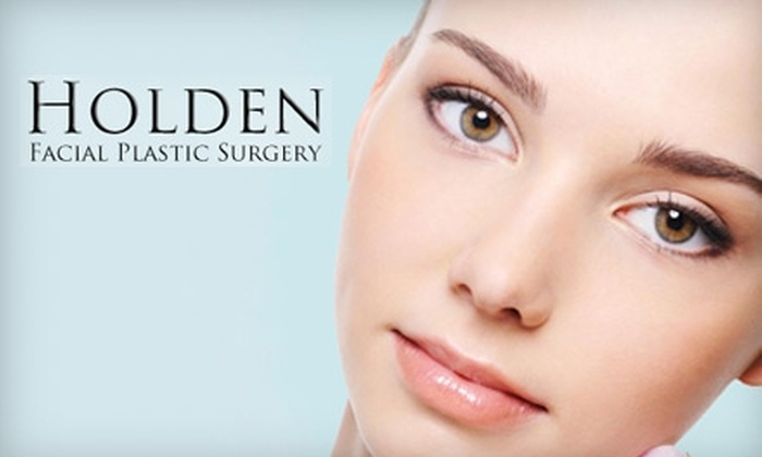 Holden Facial Plastic Surgery - Central Scottsdale: $128 for Pigment FX Facial Laser Resurfacing at Holden Facial Plastic Surgery in Scottsdale ($795 Value)