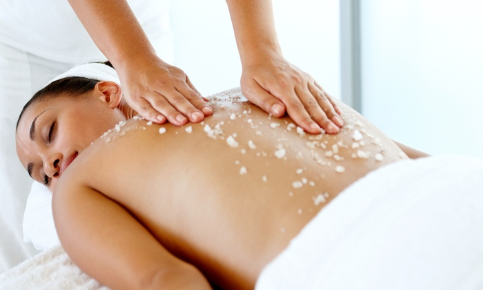 Whole Health Medical Center - Alexandria: 60- or 90-Minute Green-Tea Body Scrub and Massage at Whole Health Medical Center (Up to 59% Off)