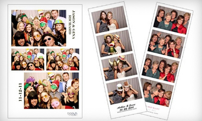 Booth Crazy - Love and Money Photography Workshops: $450 for a 3.5-Hour Photo-Booth Rental Package from Booth Crazy ($915 Value)