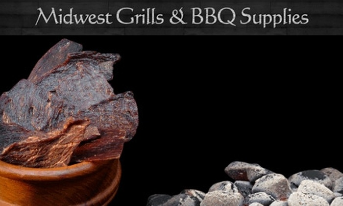 Midwest Grills & BBQ Supplies: $25 for a Three-Month Beef Jerky of the Month Club Membership from Midwest Grills & BBQ Supplies (Up to $58 Value)