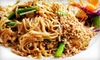 Thai Place - South Hadley: $10 for $20 Worth of Thai Dinner Cuisine at Thai Place in South Hadley