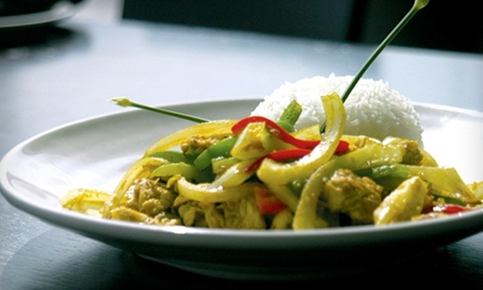 Keo Asian Cuisine - Tulsa: $12 for $25 Worth of Southeast Asian Dinner at Keo Asian Cuisine (or $8 for $16 Worth of Lunch)