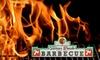 $10 for Texas Pride Barbecue