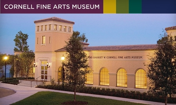"Cornell Arts Museum - Winter Park: $30 for a Basic Membership to the Cornell Fine Arts Museum and a ""Corps Exquis"" Catalogue ($85 Value)"