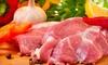 Marvins Garden of Gourmet Foods: Meat or Seafood Delivery Package from Marvin's Garden of Gourmet Foods (Up to 54% Off)