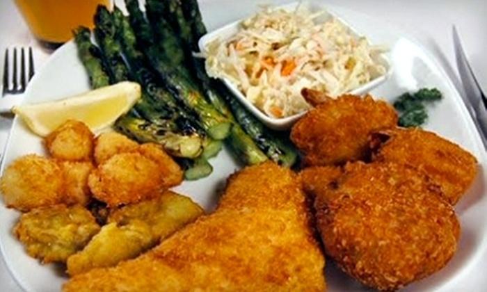 D Jon's Restaurant - Lobdell/Woodale: $15 for $30 of Southern Fare at D Jon's Restaurant
