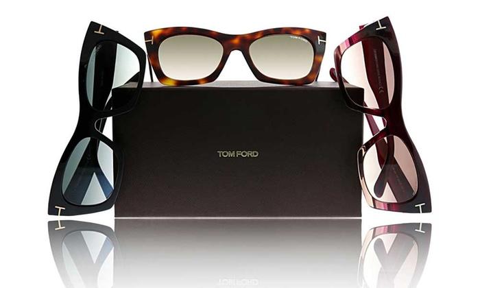 e001f43c36 Tom Ford Women s TF459 Kasia Cat-Eye Sunglasses