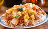 Four Seasons Chinese Restaurant - Wells Branch: $13 for Chinese Dinner for Two at Four Seasons Chinese Restaurant (Up to $26.40 Value)