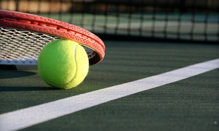 East Potomac Tennis Center - Southwest Washington: One Hour of Indoor Court Time or a One-Hour Group Lesson at East Potomac Tennis Center