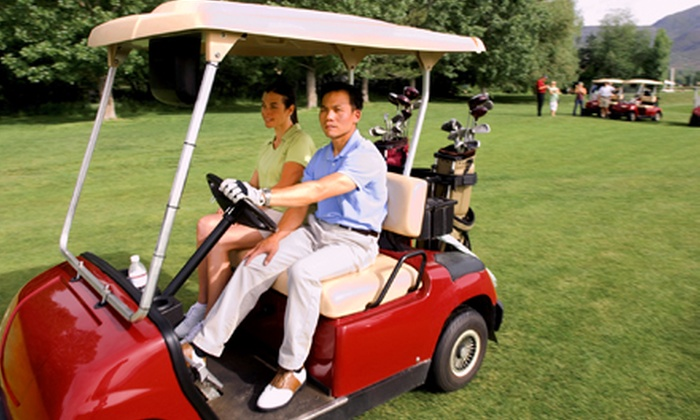 Furman University Golf Club - Greenville: 18-Hole Round of Golf for One or Four Including Cart at Furman University Golf Club (Up to 53% Off)