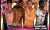 Kingsmen Male Revue  – Up to 53% Off