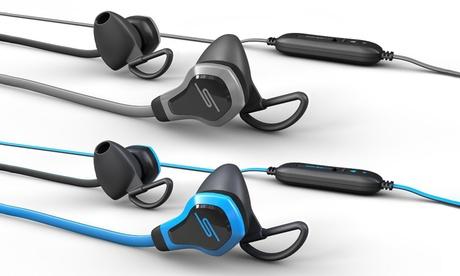 Auriculares con monitor cardíaco