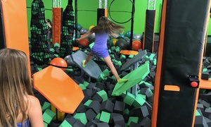 Up to 47% Off Passes or Party at Rockin' Jump Shrewsbury at Rockin' Jump Shrewsbury, plus 6.0% Cash Back from Ebates.