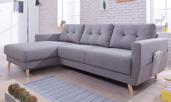 Fabric 2 And 3 Seater Sofas