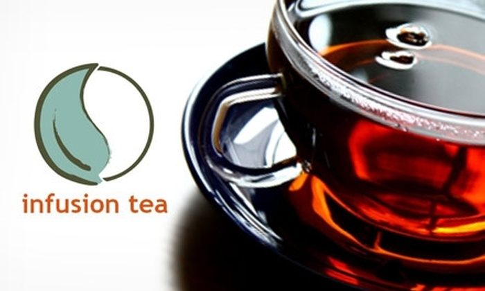 Infusion Tea - College Park: $5 for $10 Worth of Café Fare from Infusion Tea