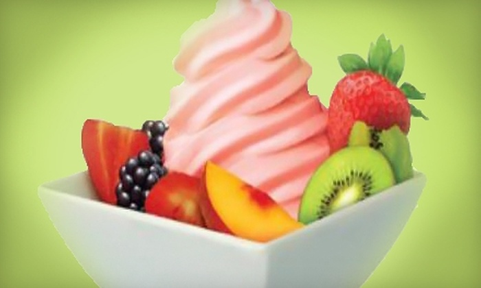 Limeberry - Tumwater: $5 for $10 Worth of Frozen Yogurt at Limeberry in Tumwater