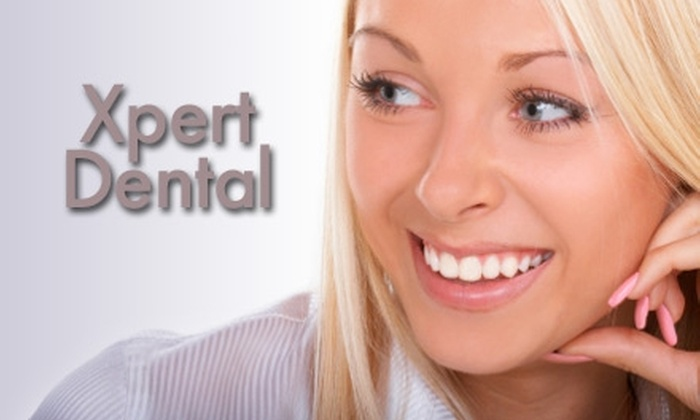 Xpert Dental - Multiple Locations: $175 for Teeth Whitening and Oral Exam at Xpert Dental