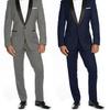 Braveman Men's Slim Fit Shawl Collar Tuxedo with Free Bow Tie (2-Pc.)