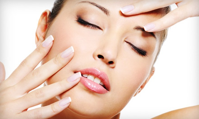 Veranda Salon and Spa - Macon: Mani-Pedi or Facial at The Veranda Salon and Spa