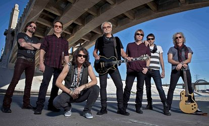 "Foreigner ""Juke Box Heroes Tour"" with Whitesnake and Jason Bonham's Led Zeppelin Evening on Friday, July 27, at 7 p.m."