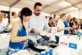 Turret ME: Taste of Dubai, 8-10 March at Dubai Media City Amphitheater (Up to 42% Off)