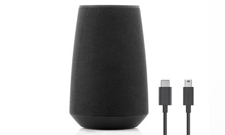 Altavoz Bluetooth con voz asistente