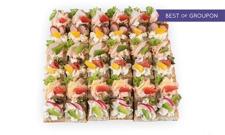 Catering bankietowy dla 4 osób za 39,99 zł i więcej opcji w firmie Catering SAAS