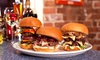 Coasters Gourmet Grill - Byward Market: Off Sandwiches and Draught Beer Pitchers for Two or Four at Coasters Gourmet Grill (Up to 55% Off)