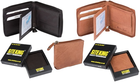 SITE KING Compact Wallets
