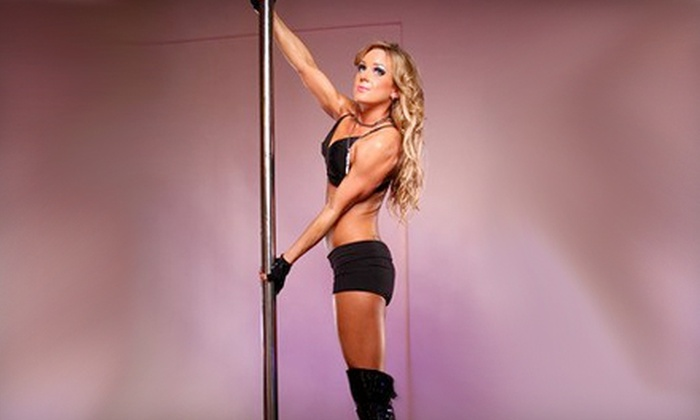 Pennsylvania Pole Academy  - Doylestown: Two or Five Pole-Dancing or Flirty Fitness Classes at Pennsylvania Pole Academy in Doylestown (Up to 70% Off)