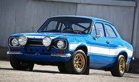 Up to Six Laps in MK1 Escort with Car Chase Heroes, Multiple Locations (Up to 61% Off)