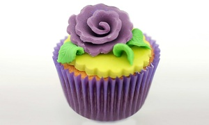 Kirsty's Kitchen: Cupcake Decorating Class for One or Two at Kirsty's Kitchen (Up to 64% Off)
